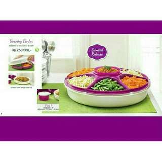 Tupperware Serving Center