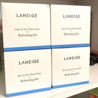 Basic and new water bank refreshing kit