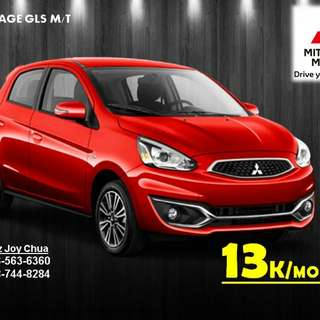 2018 Mitsubishi Old Price Promo