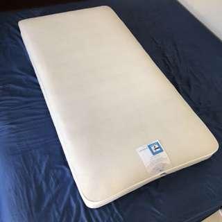 Mothercare Airflow Spring Cot Mattress 70 x140cm