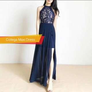 Collega maxi dress