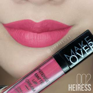 Make Over Intense Matte Lip Cream No. 2 Heiress