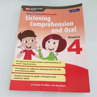 Primary 4 Listening Comprehension and Oral