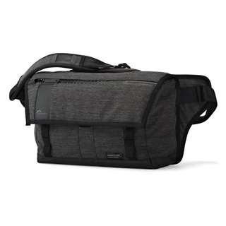 LOWEPRO STREETLINE SH 140 SHOULDER BAG - CHARCOAL GREY