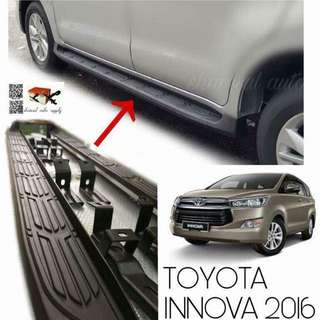 Toyota Innova 16 Side Step