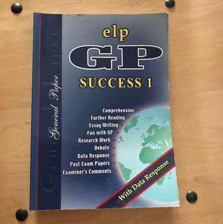 GP success 1 assessment  book