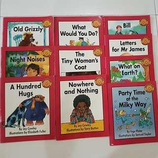 Sunshine Books Level 2 Readers