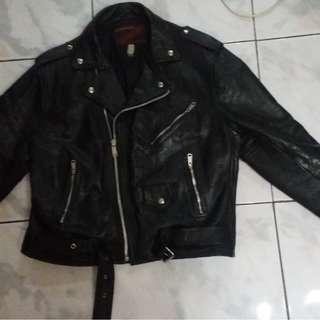 Bloomerz Inc. Leather Jacket