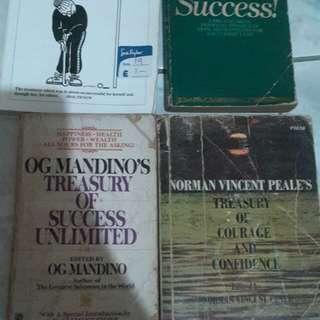 Asstd. Books/textbooks all in 9 pcs