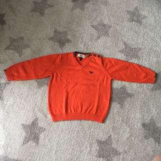 Armani Baby Sweater