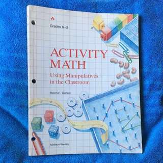 Activity Math