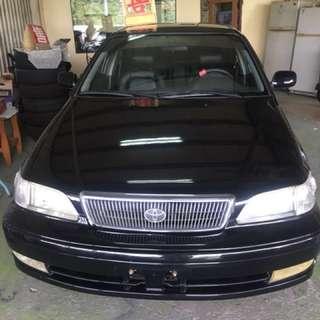 2000年Toyota 普羅蜜歐 1.6黑色
