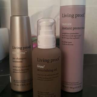 Living Proof - Hair products**Price reduced**