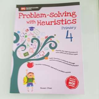 Primary 4 Problem-solving with Heuristics