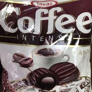 🚚 咖啡夾心軟糖(1000g)