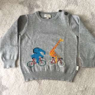 Paul Smith Baby Sweater