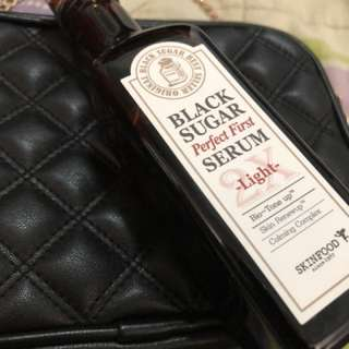 Black Sugar Perfect First Serum- Light