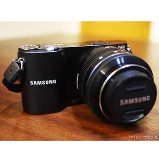 Samsung NX1000 - Full Set