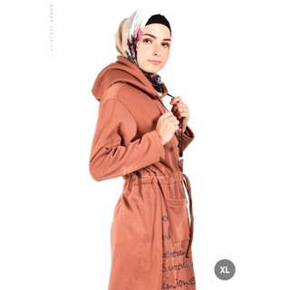 Jaket Hijabers HJ-UB MAGNUM XL