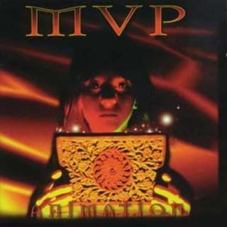 MVP - Animation CD