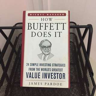 How Buffett Does It.
