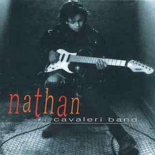 Nathan Cavaleri Band – Nathan CD