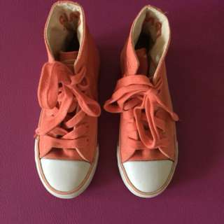 Levis girls shoes