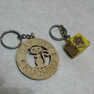 Kuching Keychain
