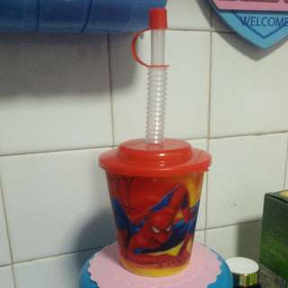 BN Spiderman cup