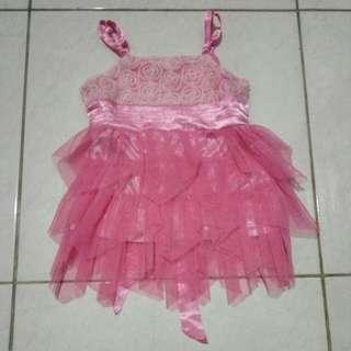 Dress pink 1tali