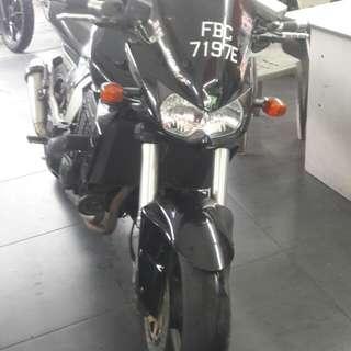 Kawasaki ZR1000A2H