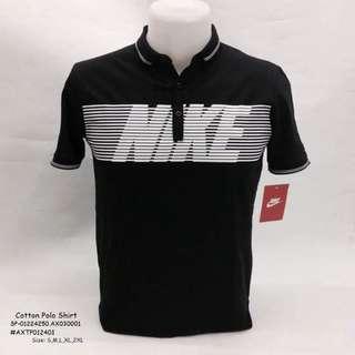 Cotton polo shirt size : S M L XL 2XL