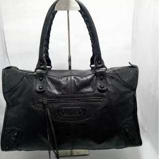 Balenciaga tote black preloved
