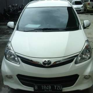New Avanza Veloz 1.5 at 2013