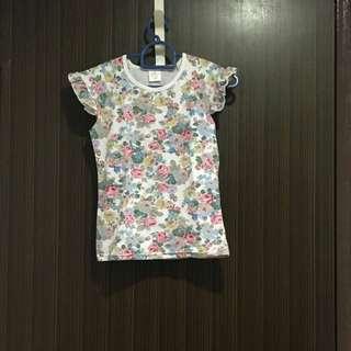 Floral Shirt Size 15