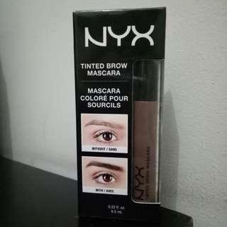 NYX Tinted Brow Masara