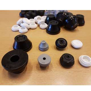 Rubber Cable Grommet / Cable Gland for M20 cables
