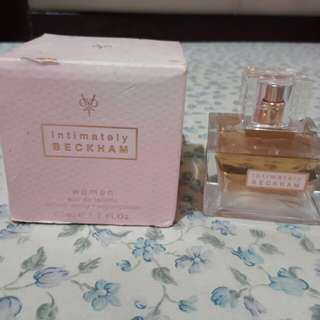 100% Intimately Beckham Perfume from Canada