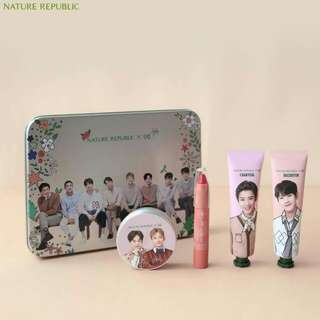 EXO Moisturizing Special collection