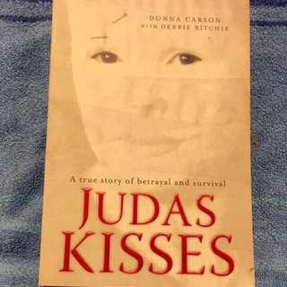 Judas Kisses by Donna Carson