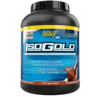Gold Series - ISO Gold 5lbs