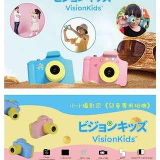 Visionkids小小攝影家兒童攝影相機