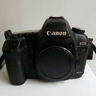 Used - Canon 5D Mark II body
