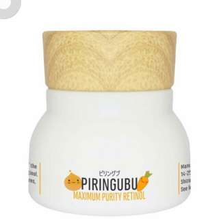Piringubu Maximum Purity Retinol Cream