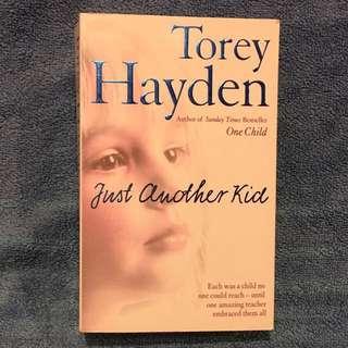 Just another kid by Torey Hayden