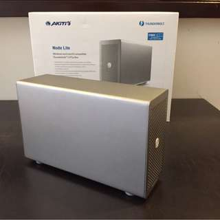 Akitio Node Lite Expansion Box - MacOS and Windows Certified