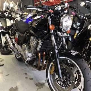 Honda CB400 REVO (10 years coe renewal)