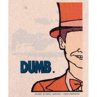 Movie Poster - Dumb and Dumber ( 3.5in x 5.9in )