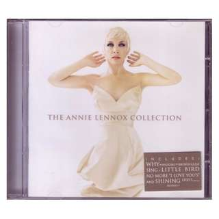 The Annie Lennox Collection cd