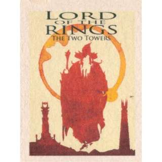 Movie Poster - Lord of the Rings ( 3.5in x 5.9in )